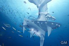 未来建築 海 - Google 検索