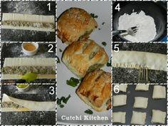 Chicken Sausage Rolls, Good Food, Yummy Food, Ramadan, Pastries, Food To Make, Bread, Recipes, Delicious Food