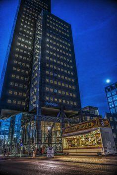 Hdr, Skyscraper, Multi Story Building, Skyscrapers