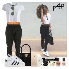 """""""Passion 4Fashion: I Don't Wanna Close My Eyes....I Don't Wanna Miss A Thing"""" by shygurl1 ❤ liked on Polyvore featuring Chanel, Blood Brother, ALDO, RGB, adidas Originals, Aesop, Pieces, Jeweliq, Beats by Dr. Dre and Nixon"""