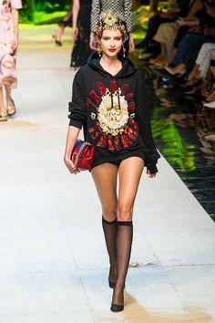 Mode / Fashion Week Milan / Défilé Dolce & Gabbana