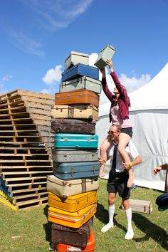 Splore Festival: What makes one music festival stand apart from any other? In this case, how about floating in the South Pacific during the day, and dancing, fully costumed, to live music at night?