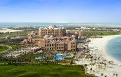 Conocé el lujoso Emirates Palace Hotel - http://www.miviaje.info/emirates-palace-hotel/