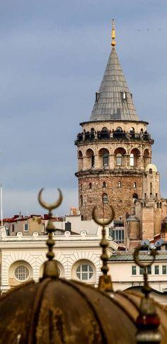 Istanbul, Turkey Travel, Big Ben, Sky, Island, Architecture, World, Building, Places