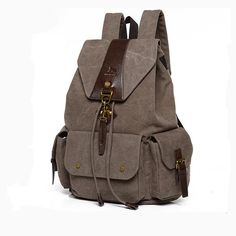 China supplier canvas backpack brand name logos korea style no name backpack ff243d9f09250