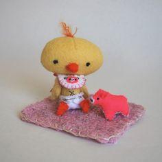 Chezbeeperbebe Inspiration! Bitty Birdie in Box with Accessories