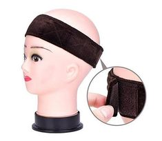 The wig grip band is made from soft velvet, comfortable and convenient to use and wear, give you a great feeling. 1 x Cream wig grip. 1 x Brown wig grip. Keep wig fixed securely. Headband Hairstyles, Braided Hairstyles, Cool Hairstyles, Hair And Makeup Tips, Hair Tips, Hair Hacks, Quality Wigs, Stop Hair Loss, Womens Wigs