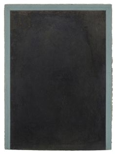 Brice Marden Mosaic Study V, 1978 Graphite, beeswax, and oil on Arches Torchon (Rough) Natural White paper 30 x 22 inches. Nocturne, Mosaic, Art Pieces, Artsy, Carbon Paper, White Paper, Arches, Graphite, Minimal