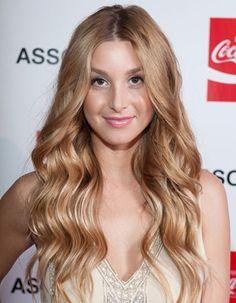 Haarfarbe Caramel: Whitney Port
