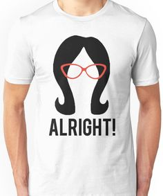 Alright! Unisex T-Shirt