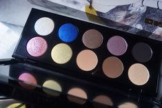 Pat McGrath MOTHERSHIP I: SUBLIMINAL EYE PALETTE レビュー – Morena Makeup