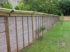 Cat Fencing - Double Pole System for Cat Containment