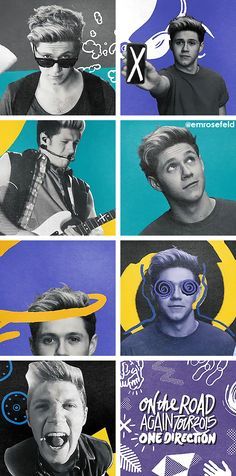 Niall Horan + OTRA (by @emrosefeld ****follow my On the Road Again Tour board for more edits like this*****)