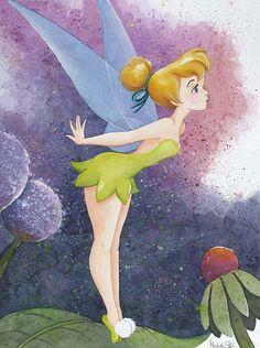 Michelle St. Laurent - Fine Art - Disney | Animation Sensations