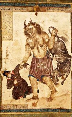 Eski Türk-Moğol savaşçıları; savaş meydanında önden boş/eyersiz bir kara at gönderilirlerdi, bunun anlamı Erlik Han'ı savaş meydanına davet etmektir... Zırhlarında Erlik Han'ın sureti(Yaban domuzu) olan rozetler taşırlardı. Yine Eski Türk-Moğol savaşçılarında görülen ''ön perçem'' ve ''örgü saç'' stilleri; Erlik Han'ın, savaşçı öldükten sonra onu saçından tutup çekeceği inanışına dayanmaktadır... Bu tip gelenekler/inanışlar; zeybek kültüründe de görülmektedir.