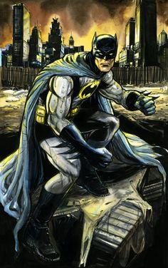 Batman by Ryan Kelly