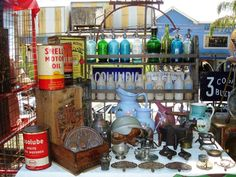 SHOPPING: Feria de Anticuarios (antiques market) is in the Barrancas station on the Tren de la Costa, in the barrio of San Isidro, on weekends and holidays. The  Tren de la Costa begins in Olivos at Estación Maipú; get to this train station from downtown via buses 59, 60 and 152 (or take the regular Mitre train line from Retiro to the Tren de la Costa).  Feria website is http://www.delanticuario.com/