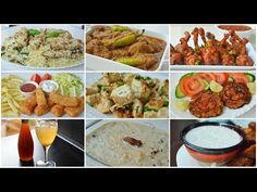 EID LUNCH COMPLETE MENU 2020 by (YES I CAN COOK) - YouTube Indian Food Recipes, Ethnic Recipes, Indian Foods, Frozen Kids, Best Homemade Pizza, Ramadan Recipes, South Indian Food, Iftar, Nutrition