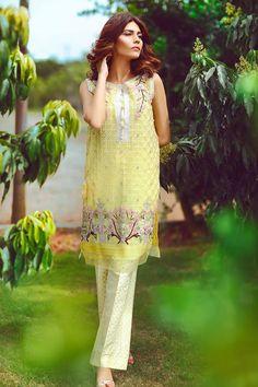 Suffuse By Sana Yasir Falaknuma Collection 2016