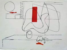 """Le Corbusier  """"OS 2"""""""