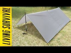 Sanctuary SilTarp - Full Backpacking and Hammock Tarp Kit – Paria Outdoor Products