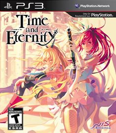 Time And Eternity (PS3) - switch between both girls during story to accomplish goals and do missions- hard game and one of the few i have trouble with trying to beat