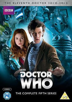Doctor who: the complete #fifth #series (box set) #[dvd],  View more on the LINK: http://www.zeppy.io/product/gb/2/271968339077/