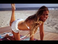 BIKINI SERIES™ MaliBooty workout! Tone up the thighs and booty