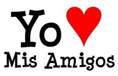 100 Imágenes bonitas con mensajes reflexivos para el Día de los Amigos Spanish Quotes, Peace Of Mind, Bff, Friendship, Humor, My Love, Reading, Books, Cards