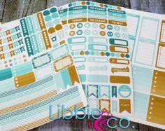 November Planner Kit Life Planner Die-Cut Stickers!  Perfect for the Erin Condren Planner!!!!