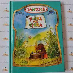 Mrkvicka.sk, detské knihy, rozprávky, Pošta pre tigra | Janosch
