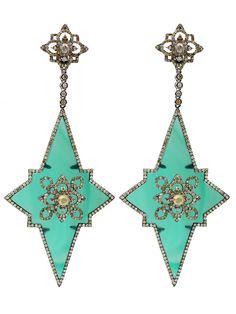 Bochic Star Drop Earring