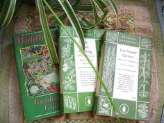 Trio of Vintage Gardening Paperback Books sunday by ArtandBookShop, $7.00