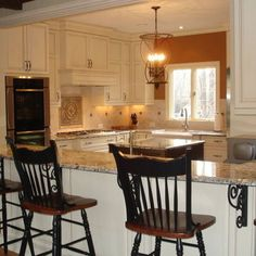 Traditional remodel