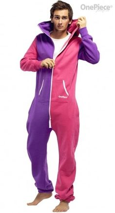 2d4b63f73c OnePiece  The Big Happy Adult Onesie » 80 s purple 80 s purple .