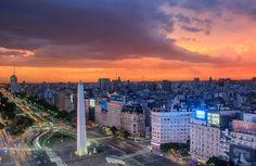 Um guia e roteiro de Buenos Aires para sua Viagem Solo. Informações práticas para que você inicie o planejamento da sua viagem solo com mais praticidade.