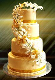modern wedding cakes Dubai