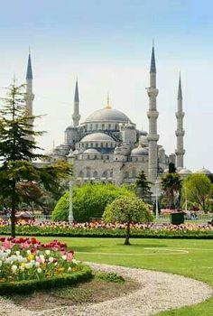 Mesquita azul Estambul Turquía