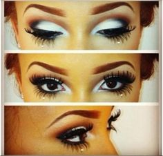 day eye makeup Eye makeup eye make up for green or blue eyes smokey eye The Best Makeup for Your Eye Color All Things Beauty, Beauty Make Up, Hair Beauty, Beauty Full, Love Makeup, Makeup Tips, Makeup Looks, Makeup Ideas, Gorgeous Makeup