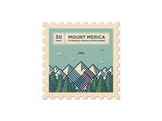 Hey there everybody  Over the weekend I spent some time on putting the Mount Merica mark into some illustrations - so I ende up with a bunch of options, which you can see here. I got quite nerdy ab...