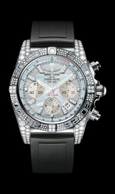 Chronomat 44 - white gold case - Breitling - Instruments for Professionals