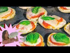 Pizzette Pancakes in Padella - Pronte in 10 minuti - YouTube