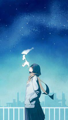 B side : Photo Wallpaper Animes, Anime Scenery Wallpaper, Anime Artwork, Cool Anime Girl, Anime Art Girl, Manga Art, 5 Anime, Anime Shows, Fantasy Kunst