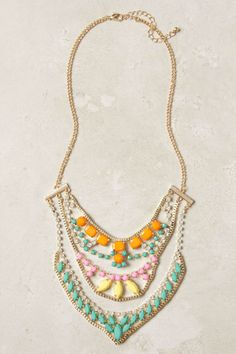 Anthropologie neckla