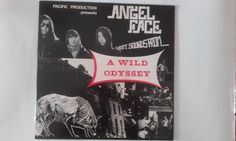 ANGEL FACE Limited LP A Wild Odyssey RARE seminal french punk MINT 1976 | eBay