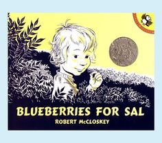 A forever classic...especially for those of us who love walks in the woods and blueberries.