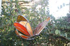 Earth Tone 3D Butterfly