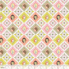 Ana Davis for Blend, Born Wild, Born Wild Patchwork Pink, Fabricworm brings you the best in modern fabric! Nursery Fabric, Baby Fabric, Patchwork Patterns, Quilt Patterns, Twig Lights, Woodland Fabric, Andover Fabrics, Modern Fabric, Pattern Wallpaper
