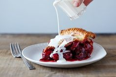 Deep-Dish Cherry Pie | 24 Flavorful Fruit Desserts That Are Perfect For Summer