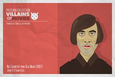 Villains of Movies | No Country For Old Men